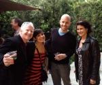 Andy, Vanessa, Bret andRenee