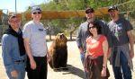 Ben, Ben, Brian, Renee andRandy