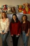 Cathleen Flynn, Susan Ryan and Beth Santarpio
