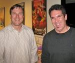 Rick and Tony