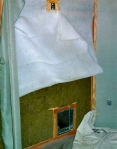 5 Intake Duct Framed, Rock Wool andCover