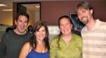 Tony, Jennifer, Kari andRandy