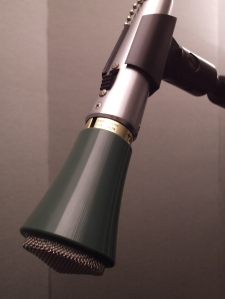 Shure 430 commando microphone picture