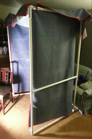 Portable Recording Booth Randy Coppinger