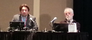 Helmut Wittek and Michael Williams talk mult-channel ambience recording at AES 135th NY 2013
