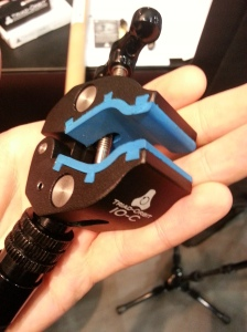New Triad Orbit IO-C Mounting Clamp